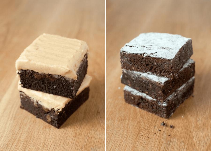 plain vanilla   best brownies in singapore