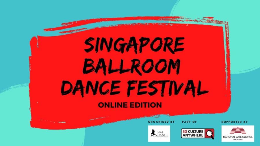 Singapore Ballroom Dance Festival: Online Edition