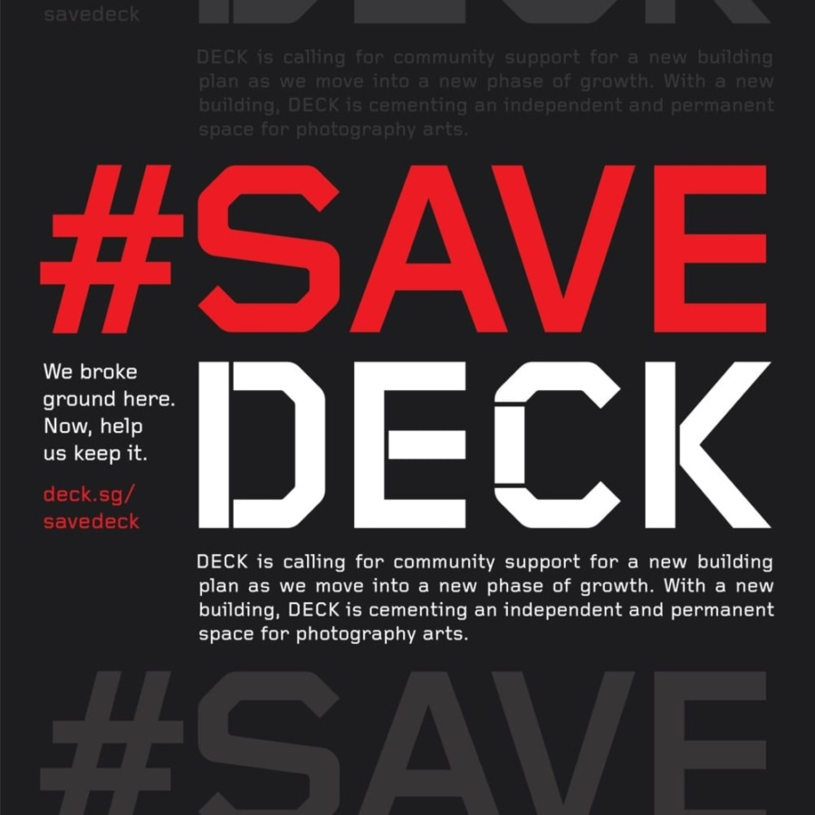 #SAVEDECK Building Fund Campaign