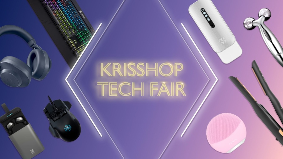 KrisShop Online Tech Fair