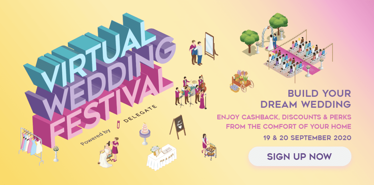 Delegate Virtual Wedding Festival