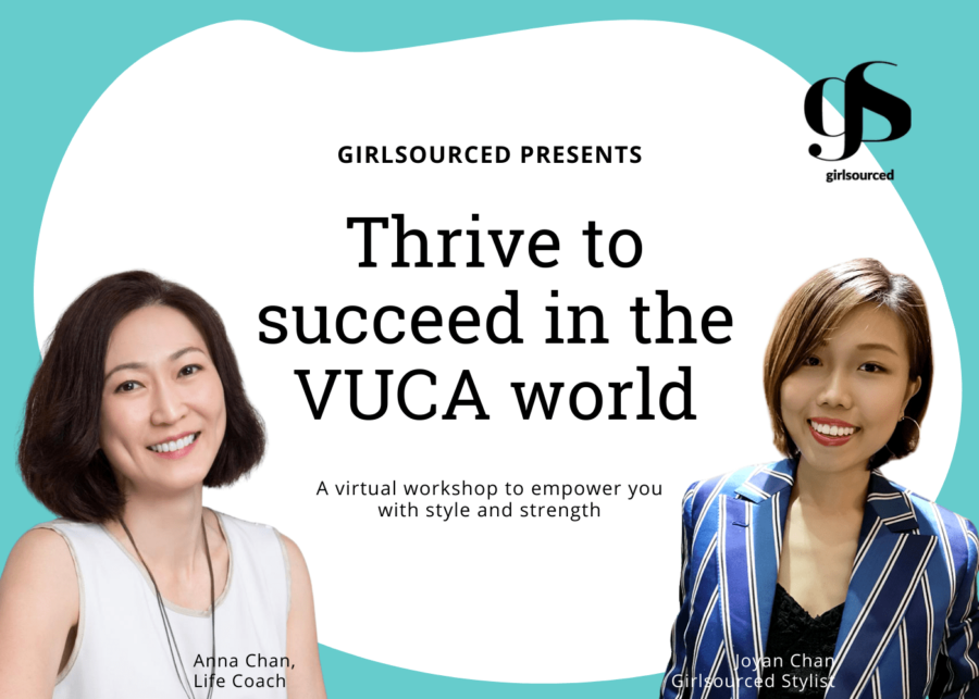 Thrive to Succeed in a VUCA World