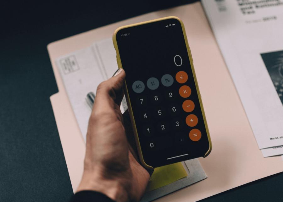 calculator app iphone