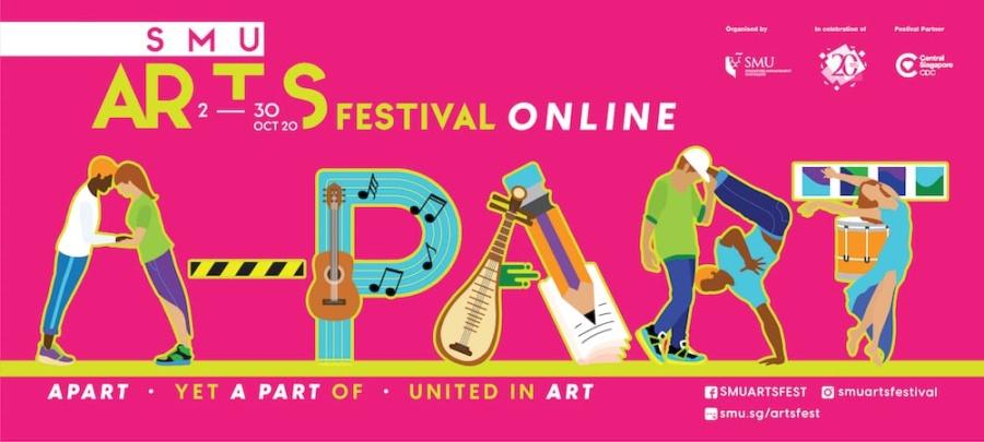 SMU Arts Festival 2020 (A-PART)