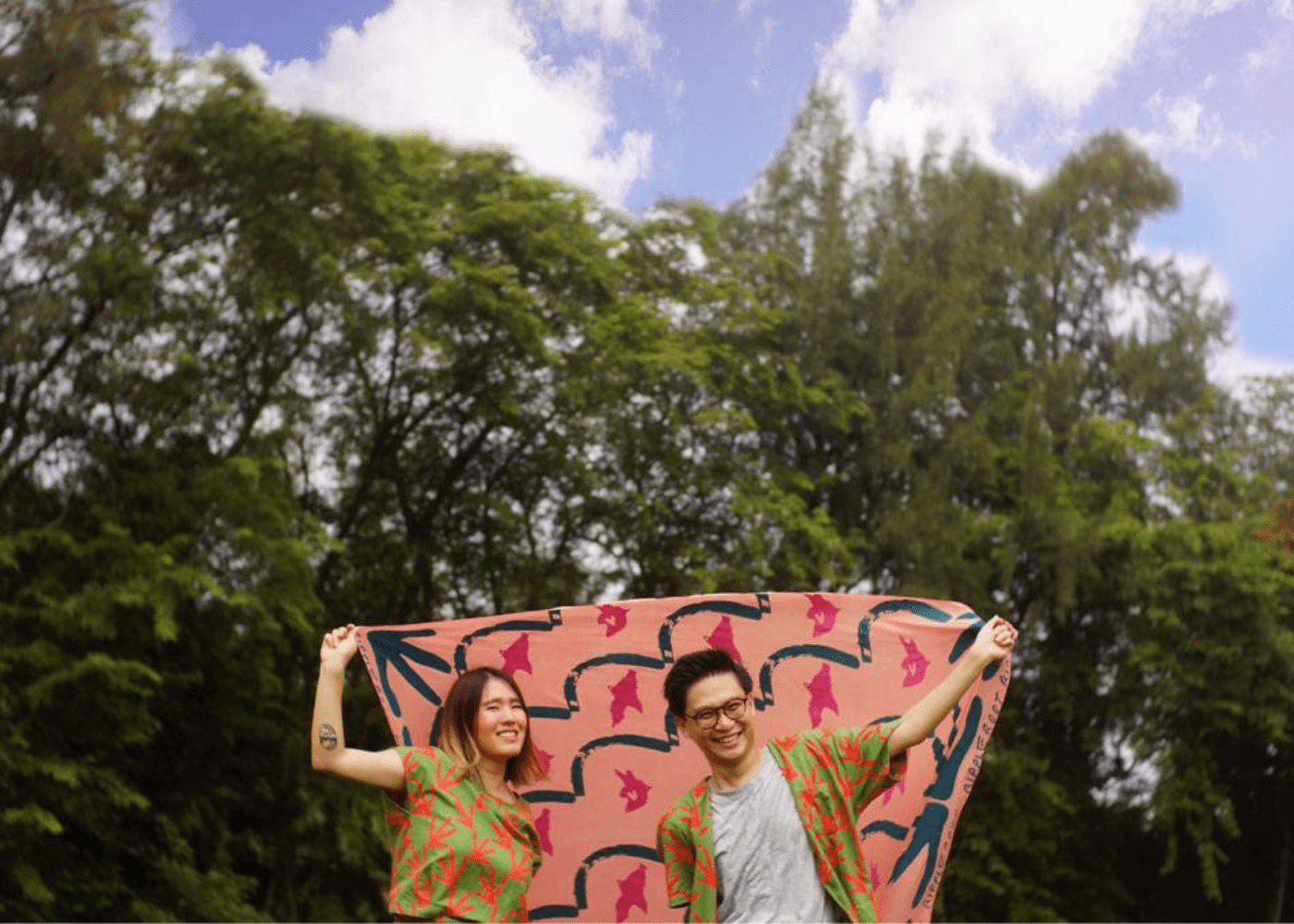 Pretty in prints: Matter collaborates with Ripple Root for a crowdfunding project to raise one last hurrah