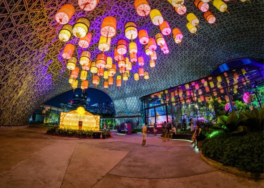 Mid-Autumn Festival in Singapore