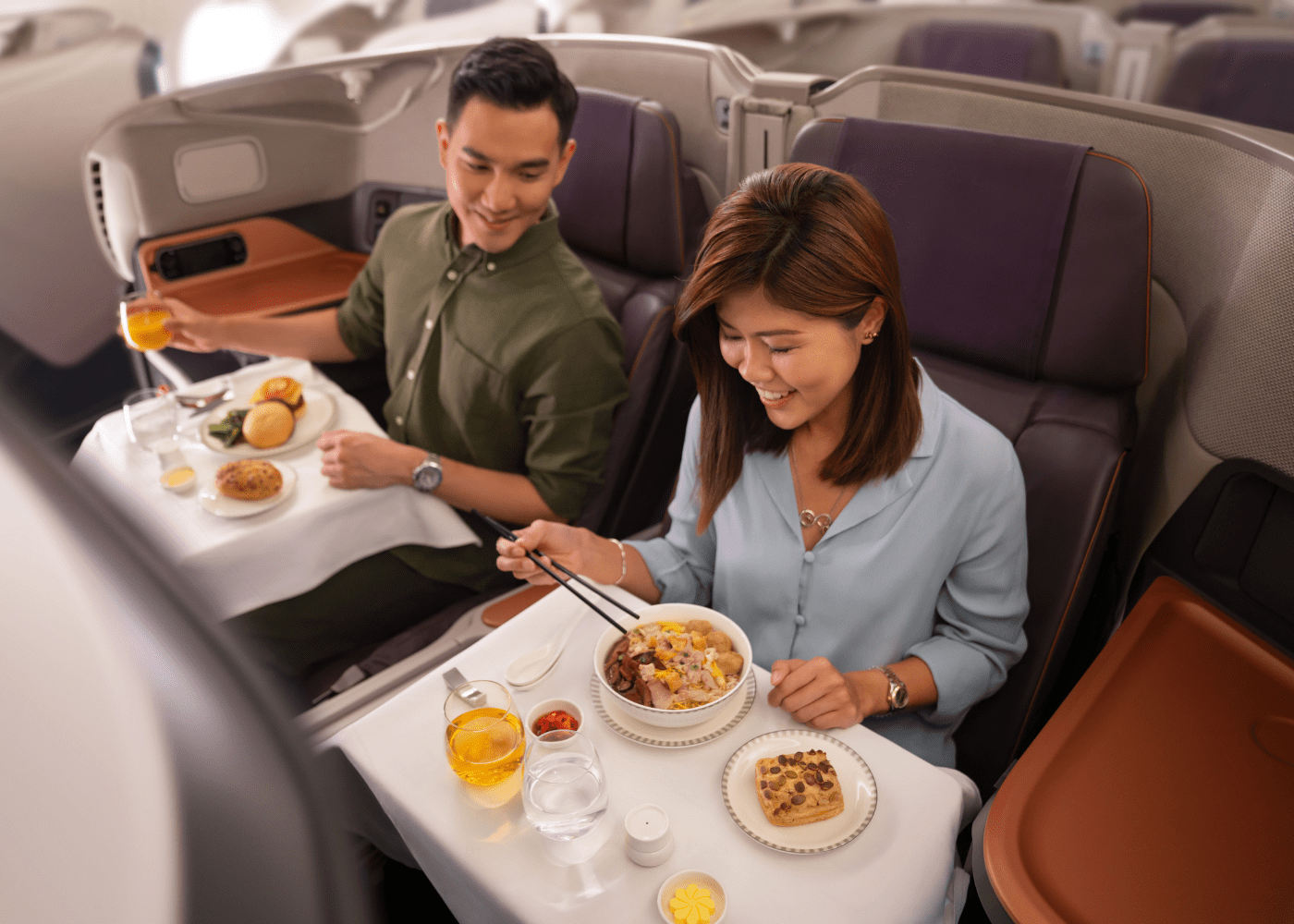 Singapore Airlines Drops 'Flights to Nowhere' Plan After Outcry Over Fuel Wastage