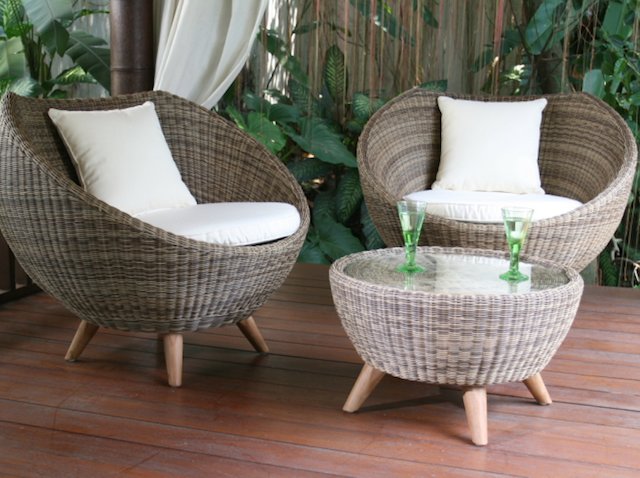 Where to buy outdoor furniture in jakarta honeycombers for Koi furniture