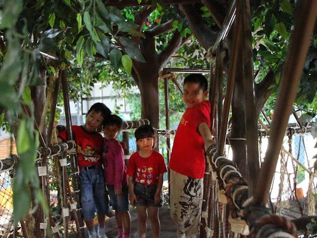 Alam Sutera Little Jungle