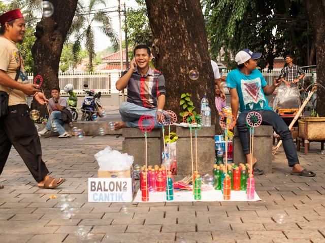 jakarta park vendors