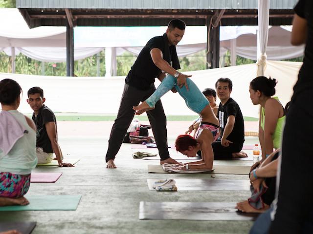 yoga festival jakarta