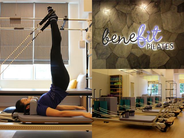 benefit pilates bellezza