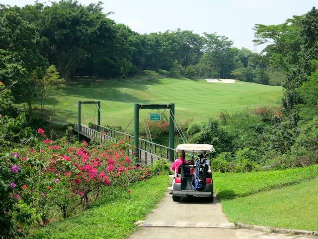 riverside golf jakarta indonesia