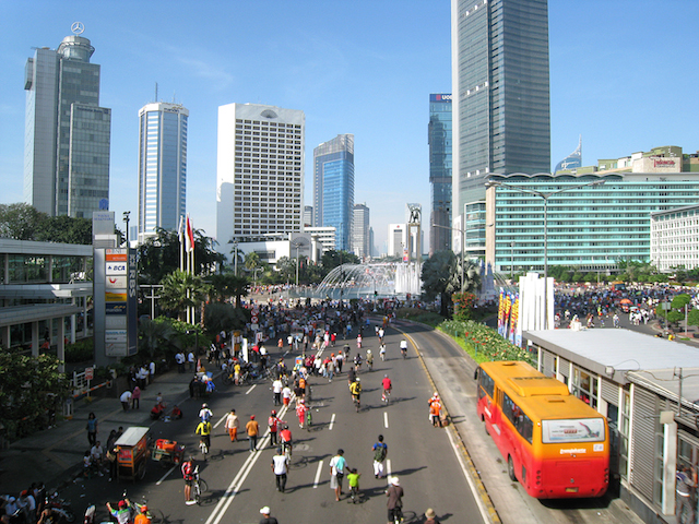 Moving to Jakarta: Your first 60 Days in the city