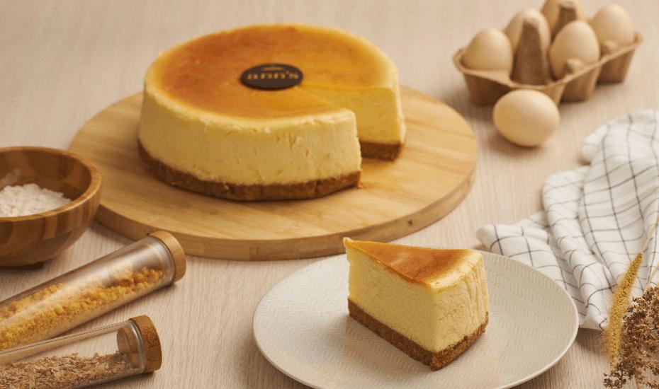 Ann's Bakehouse Cheese Cake Cheesecake Jakarta