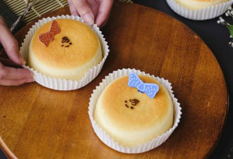 Hokkaido Baby Cheese Cake Cheesecake Jakarta