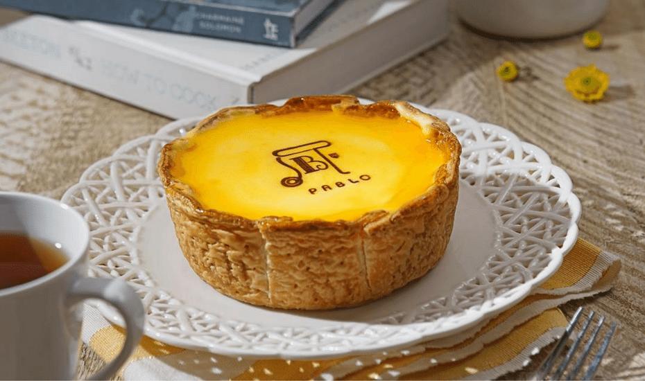 Pablo Cheese Cake Cheesecake Jakarta