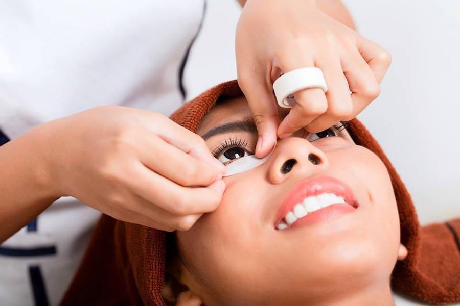 Tokyo Belle Eyelash extensions beauty salon Jakarta