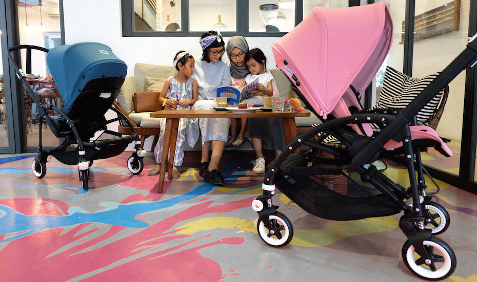 Bugaboo Bee3 Stroller Review: Why this easy-to-use pram is the perfect choice for Jakarta's on-the-go mums and dads