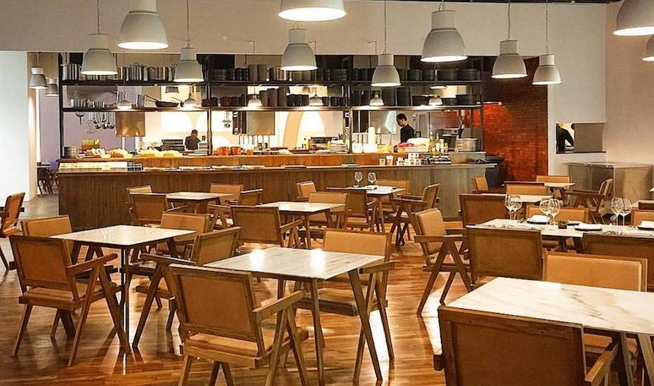 Atico by Javanegra Review: The new restaurant by Javanegra serves tasty authentic Spanish tapas