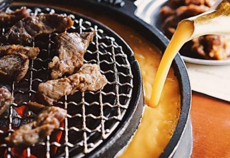 Magal Mapogalmaegi Korean BBQ Restaurant Jakarta