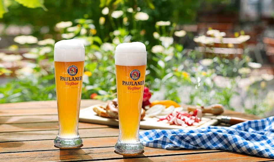 Happy hour of the week in Jakarta: Three-for-two beers at Paulaner Brauhaus