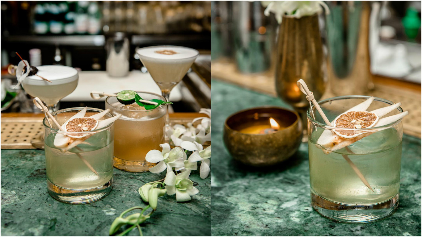 Happy hour of the week in Jakarta: Two-for-one bespoke cocktails at E&O