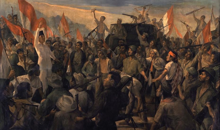 Dullah - Bung Karno di Tengah Perang Revolusi -1966