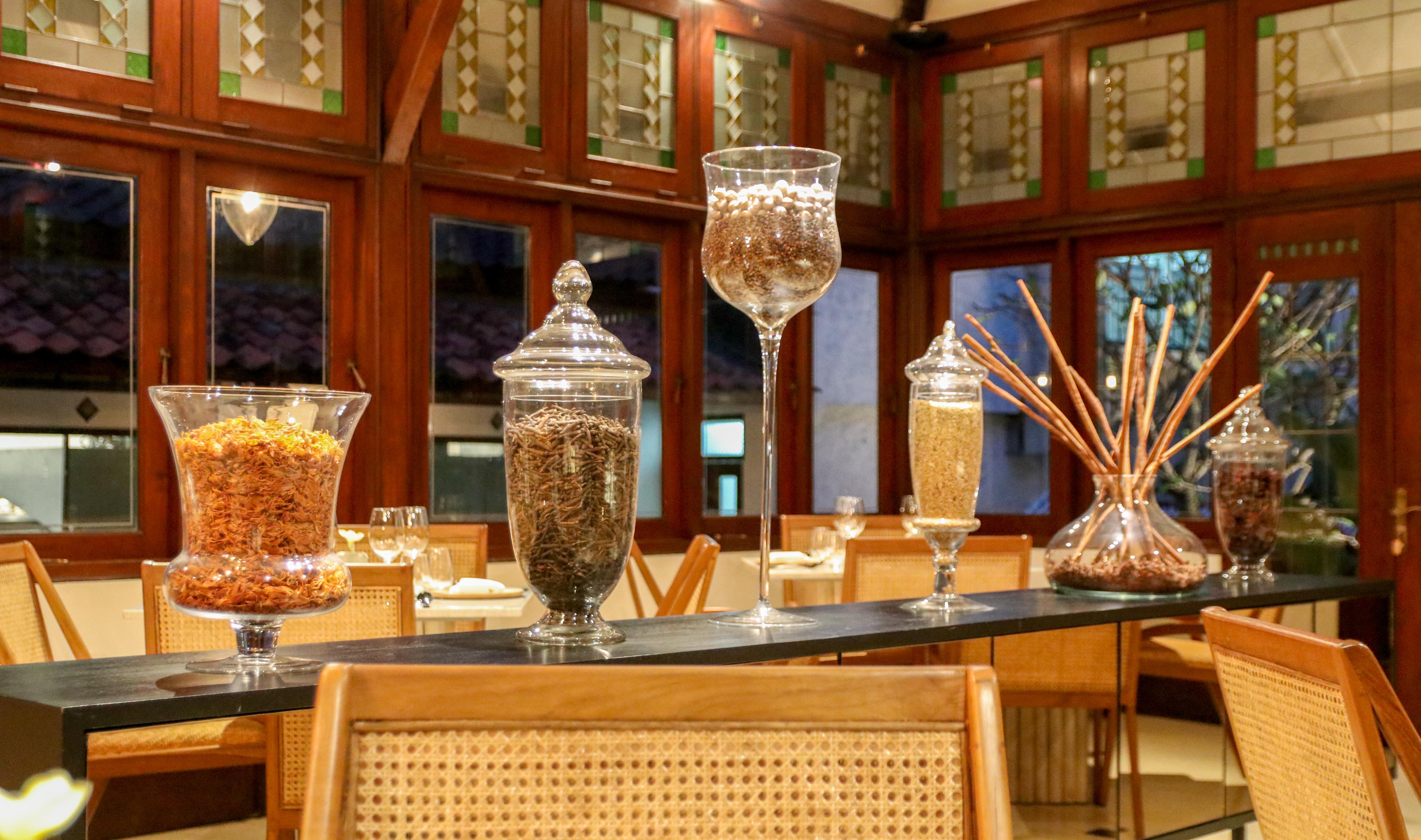 Restaurants for buka puasa in Jakarta: NUSA Gastronomy serves up a special Ramadan Indonesian set menu