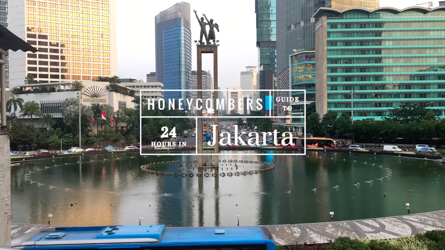 A Honeycombers insider guide to 24 hours in Jakarta