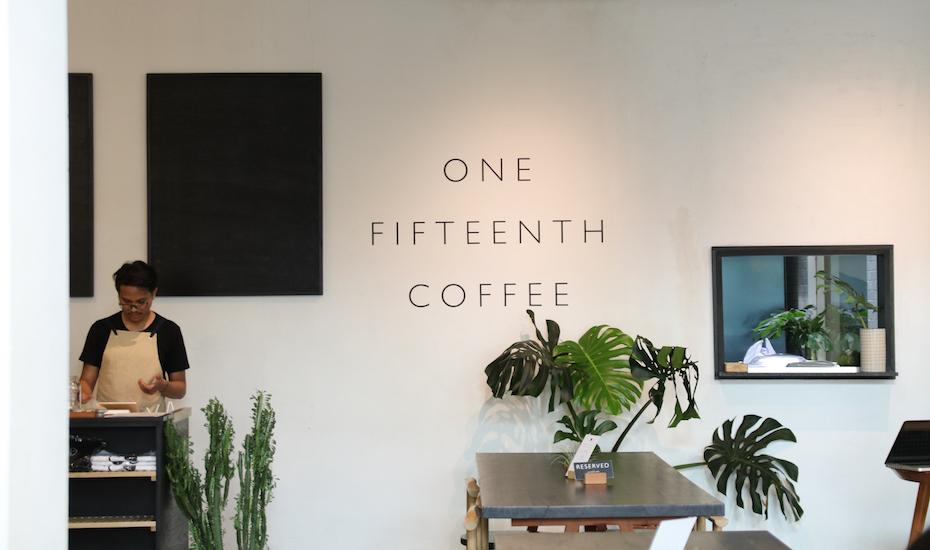 One Fifteenth Coffee