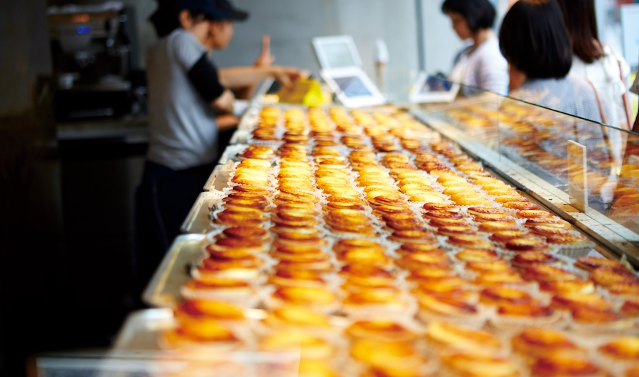 BAKE Cheese Tart in Jakarta: Inventor of the famous Japanese cheese tart will open in its first bakery in Grand Indonesia