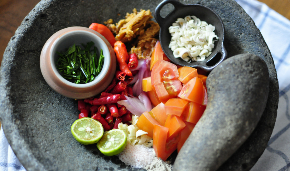 Indonesian Sambal Recipe: An easy way to make homemade Sambal Goreng Buah Hati