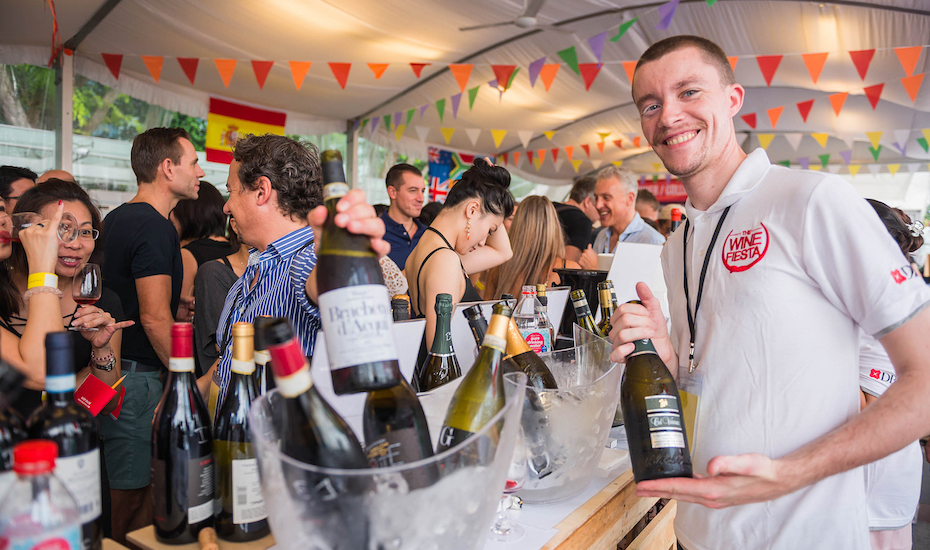 Wine Fiesta Singapore 2017 Review: The largest outdoor wine festival in Singapore is well-worth checking out