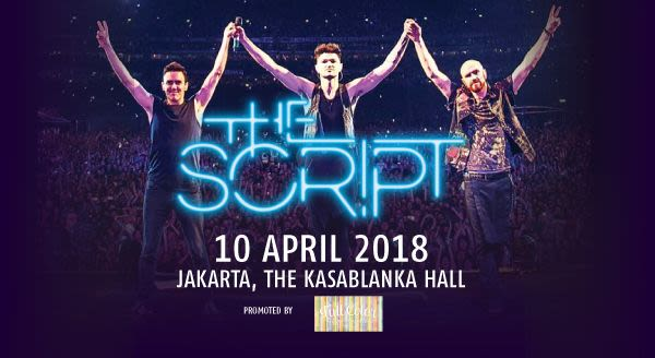 The Script: Freedom Child Tour