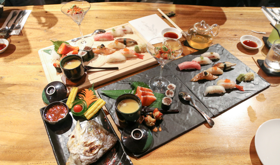 Senju Omakase and Sake Review: This Japanese restaurant serves delicious yet affordable mini omakase paired with sake