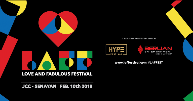 LAFFestival – Love and Fabulous Festival 2018