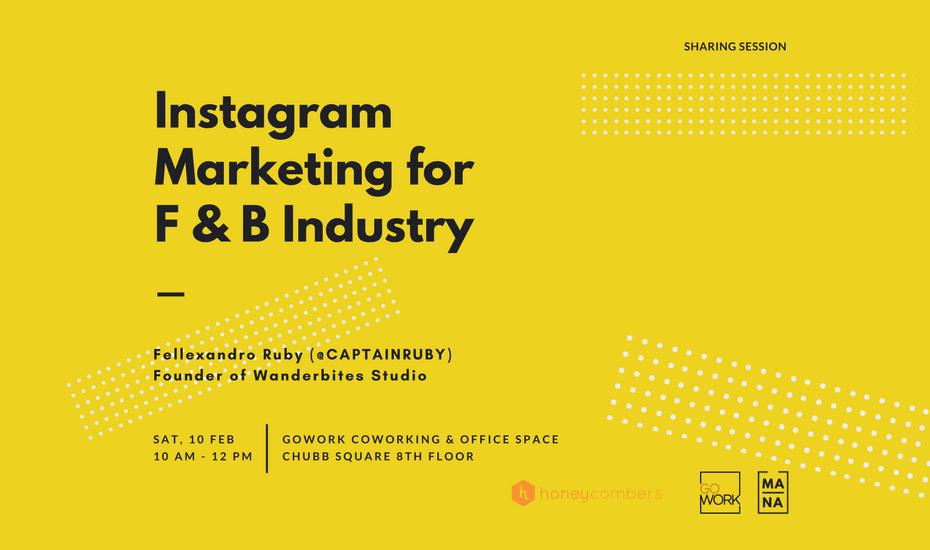 Instagram Marketing for F&B Industry