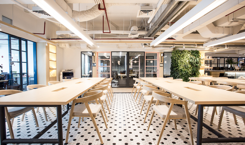 The coolest coworking space in Jakarta got a stylish upgrade – introducing GoWork Thamrin 2.0