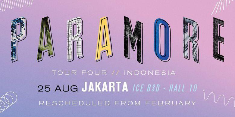Paramore – Tour Four