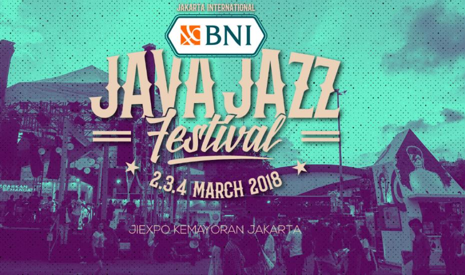 Image result for Java Jazz Festival 2018