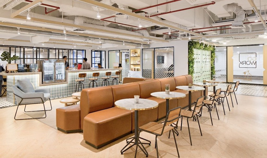 Creative agencies and international start-ups share what it's like to work at Gowork Coworking and Private Office
