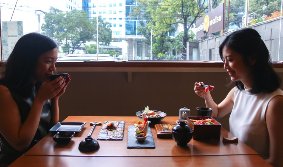 Sushi Matsu is the hot new Japanese restaurant offering fresh and affordable sushi in the heart of Central Jakarta