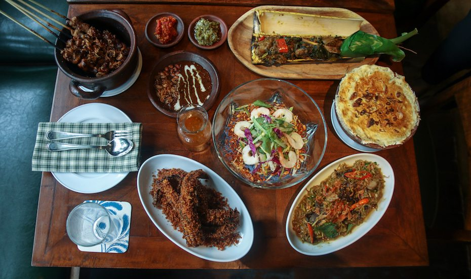 Indonesian restaurants in Jakarta: From local Padang and Manadonese to modern Indo cuisine