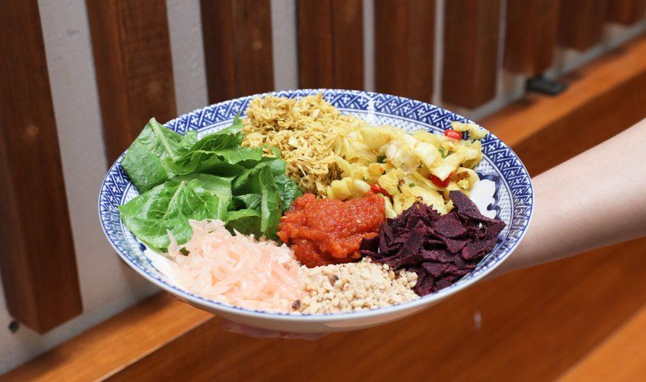 the betawi salad jakarta