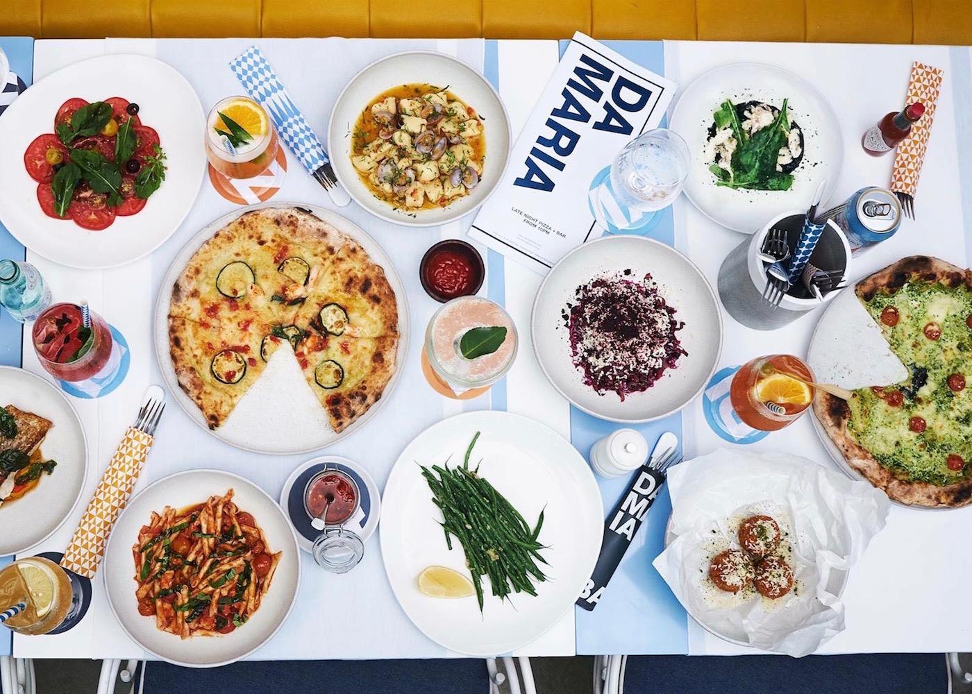 best restaurants in Seminyak - Da Maria