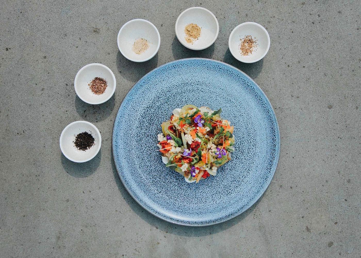 best restaurants in Seminyak - Seasalt at Alila