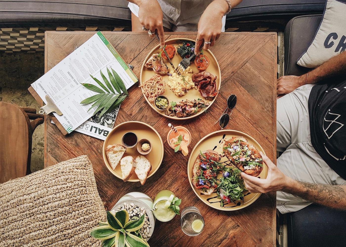 best restaurants in Seminyak - Shelter Cafe