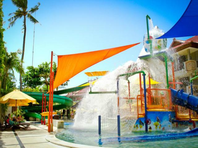 Family Holidays in Bali: Bali Dynasty Resort
