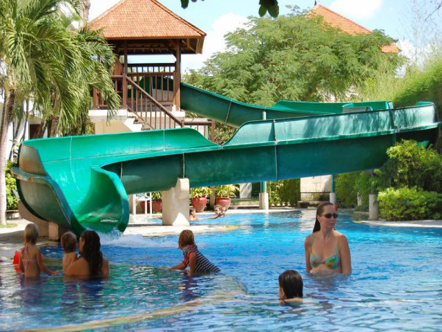 Family Holidays in Bali: Sanur Paradise Plaza Suites